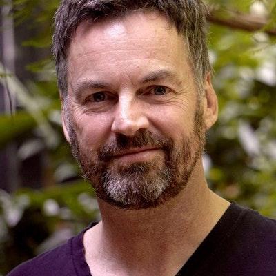 portrait photo of Nick Place