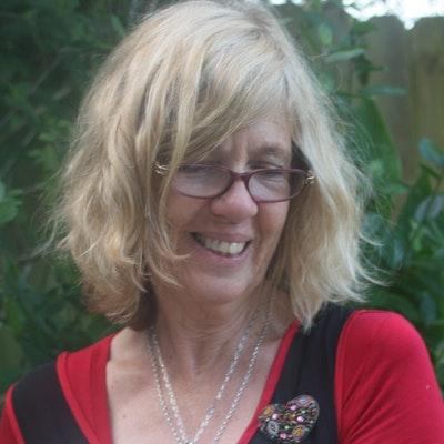 portrait photo of Judith White