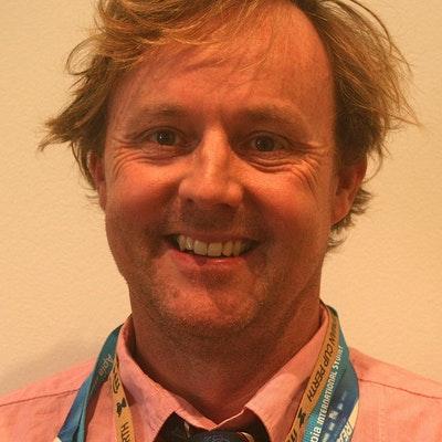 portrait photo of Will Swanton