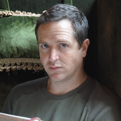 portrait photo of Hugh Howey