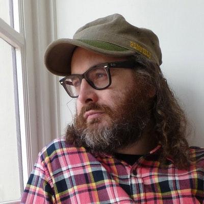 portrait photo of Rob Ryan