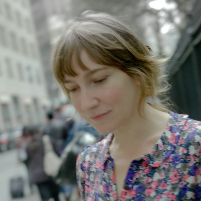 portrait photo of Sheila Heti