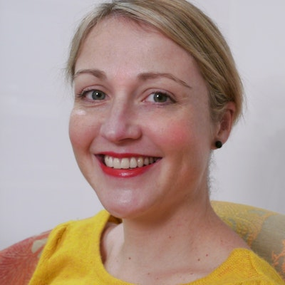 portrait photo of Eleanor Kerr
