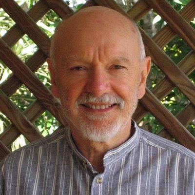 portrait photo of Victor Kelleher