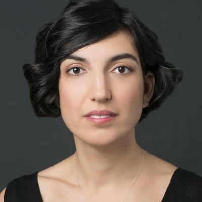 portrait photo of Elif Batuman
