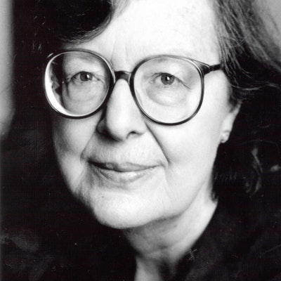 portrait photo of Penelope Lively