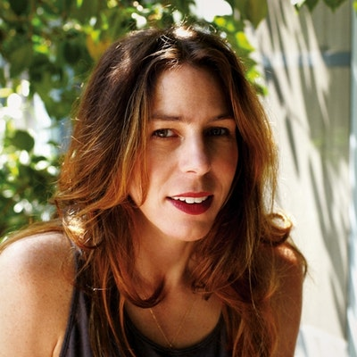 portrait photo of Rachel Kushner