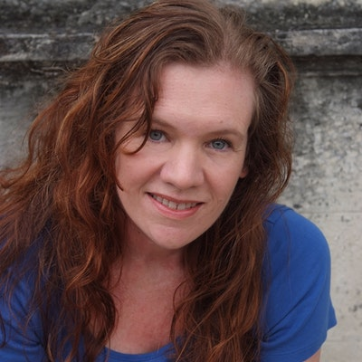 portrait photo of Jacqueline Cook