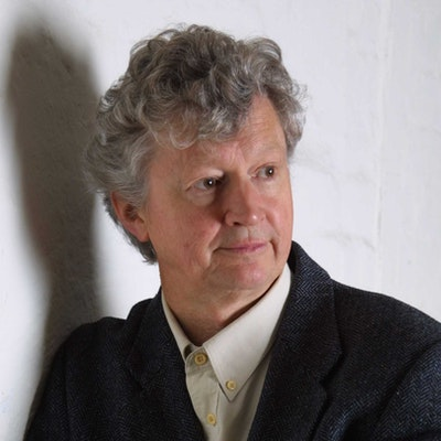 portrait photo of John Harwood