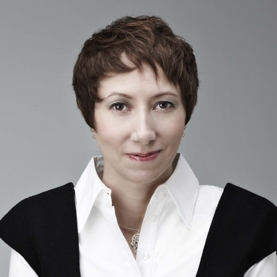portrait photo of Shereen El Feki