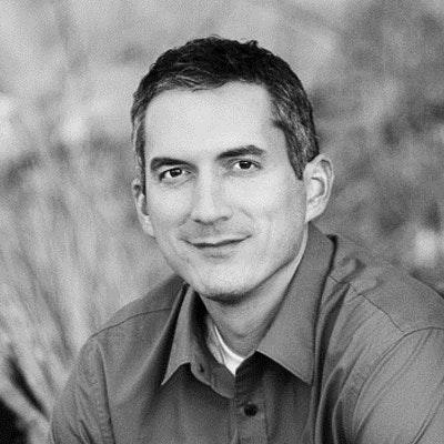 portrait photo of James Dashner