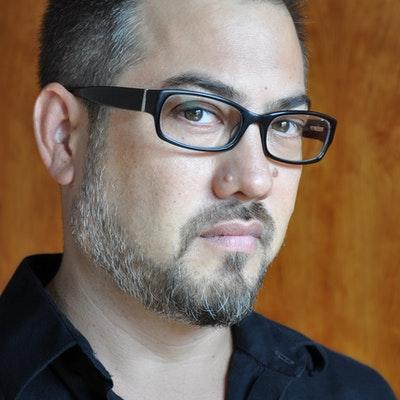 portrait photo of Kenneth Calhoun