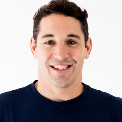 portrait photo of Billy Slater