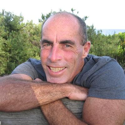 portrait photo of Nick Carroll