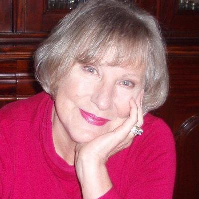 portrait photo of Virginia Taylor