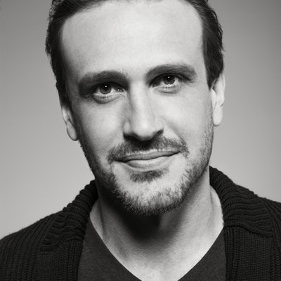 portrait photo of Jason Segel