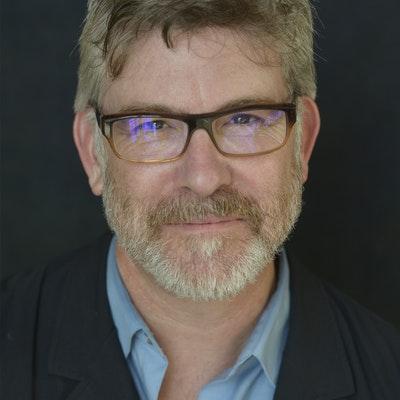 portrait photo of Laird Hunt