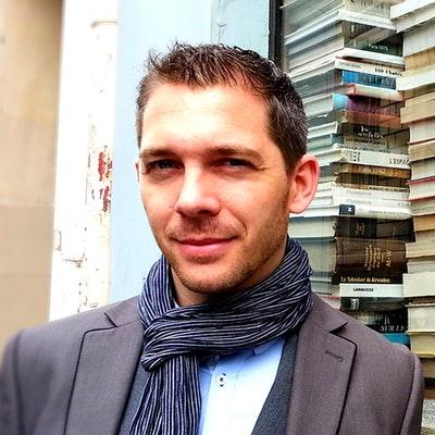 portrait photo of Romain Puertolas