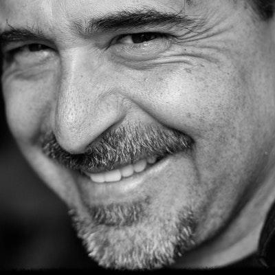 portrait photo of José Eduardo Agualusa