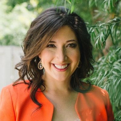 portrait photo of Randi Zuckerberg