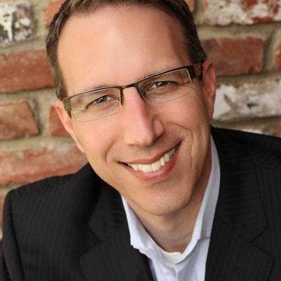 portrait photo of Marc Goodman
