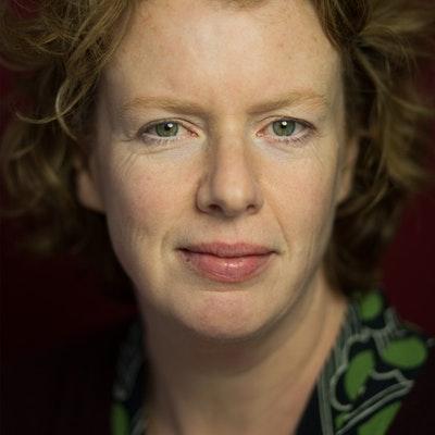 portrait photo of Suzanne O'Sullivan