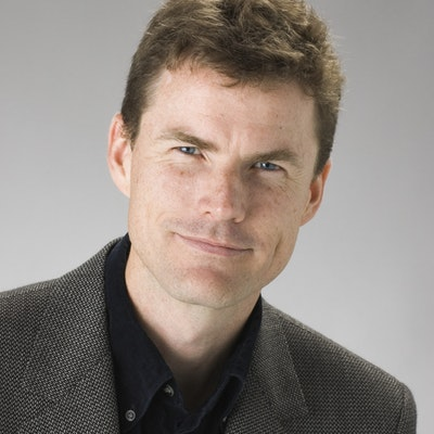 portrait photo of Bruce McCabe