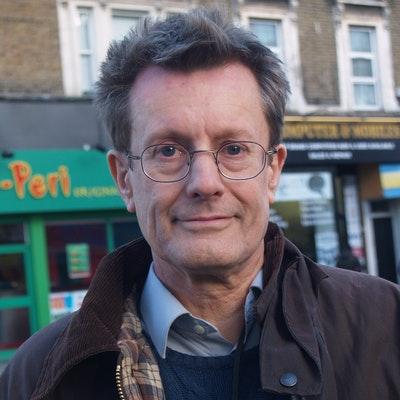 portrait photo of David Boyle