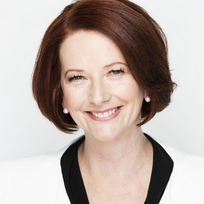 portrait photo of Julia Gillard
