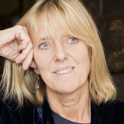 portrait photo of Juliet Nicolson