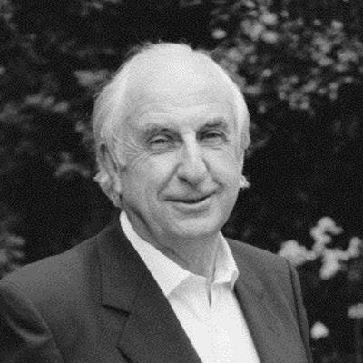 portrait photo of Michael Bond