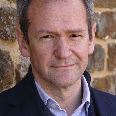 portrait photo of Alexander Armstrong