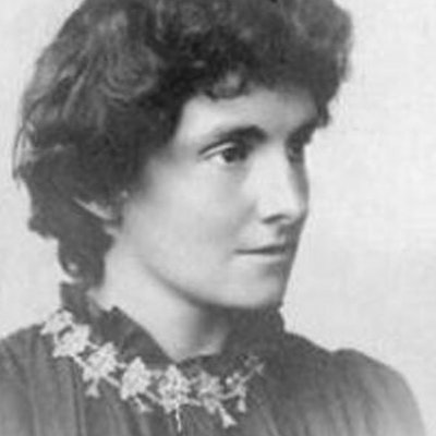 portrait photo of E. Nesbit