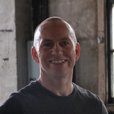 portrait photo of Nigel Bartlett