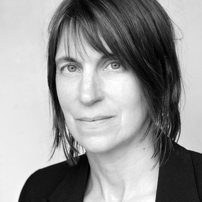 portrait photo of Alice Oswald