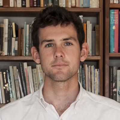 portrait photo of Patrick McDonald