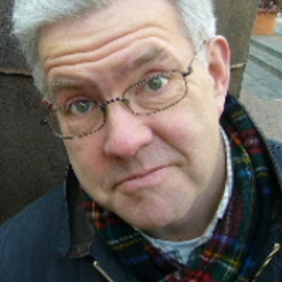 portrait photo of Ian McMillan