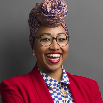 portrait photo of Yassmin Abdel-Magied