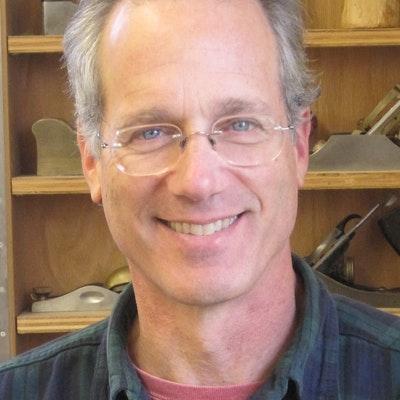 portrait photo of Peter Korn