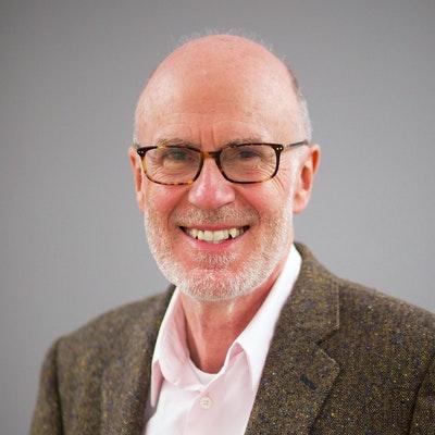 portrait photo of Johnjoe McFadden
