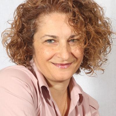 portrait photo of Cristina Caboni