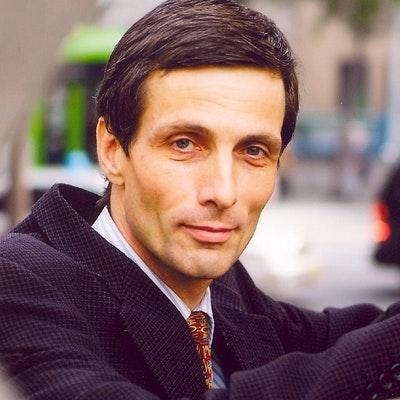 portrait photo of Maarten Meijer