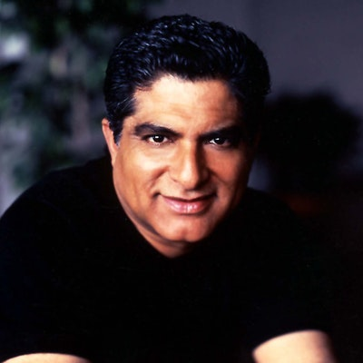 portrait photo of Deepak Chopra