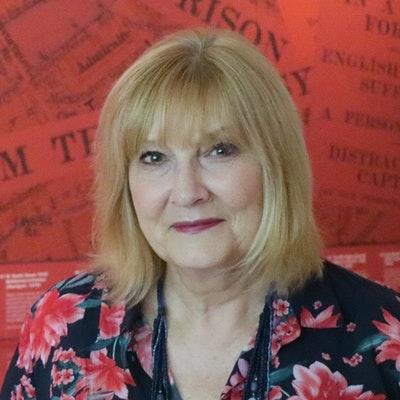 portrait photo of Helen Rappaport