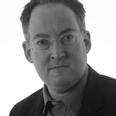 portrait photo of Gideon Rachman