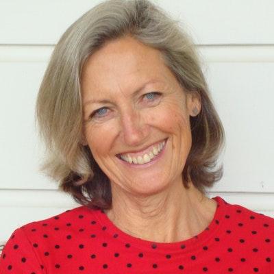 portrait photo of Deborah Coddington
