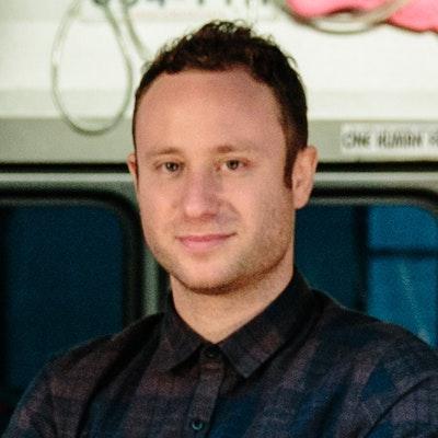 portrait photo of Tony Solomon
