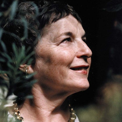 portrait photo of Frances Mayes