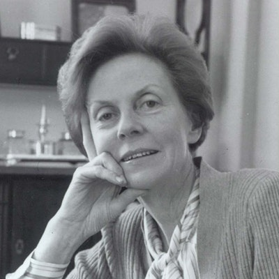 portrait photo of Jill Ker Conway