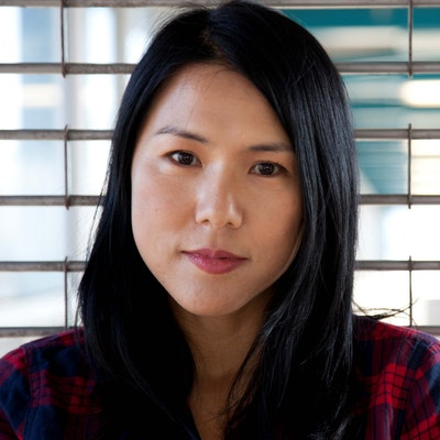 portrait photo of Suki Kim